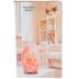 Sharper Image, Himalayan Salt Lamp, Pink, 9 inches