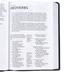 NKJV Giant Print Center-Column Reference Bible, Leatherlike, Black