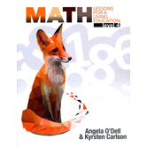 Master Books, Math Lessons for a Living Education Level 4, Paperback, 350 Pages, Grade 4