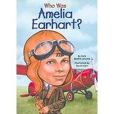 Who Was Amelia Earhart?