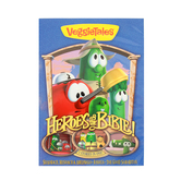 VeggieTales, Heroes of the Bible Volume 2: Stand Up, Stand Tall, Stand Strong!, DVD