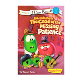 Bob and Larry in the Case of the Missing Patience, I Can Read!, Level 1, by Karen Poth, Paperback