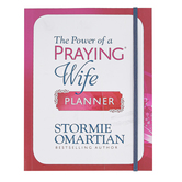 Harvest House, The Power of a Praying Wife Planner, by Stormie Omartian, Paperback