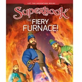 The Fiery Furnace, Superbook Series, by CBN, Hardcover