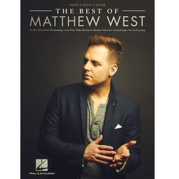 The Best of Matthew West, by Matthew West, Songbook