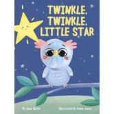 Twinkle Twinkle Little Star Finger Puppet Book, by Anna Jones, Board Book