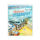 BJU Press, Cultural Geography Student Text, 4th Edition, Paperback, Grade 9