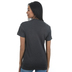 Rooted Soul, Grow Through What You Go Through, Women's Short Sleeve T-Shirt, Charcoal Heather, Small