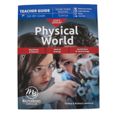 Master Books, God's Design for the Physical World Teacher Guide, Paperback, Grades 3-8