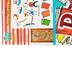 Eureka, Dr. Seuss Read All-In-One Door Decor Kit, 34 Pieces