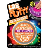 Ja-Ru Inc., Color Changing Lab Putty, 1.76 Ounces, Ages 8 and up