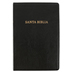 RVR 1960 Special Reference Edition Spanish Bible, Large Print, Bonded Leather, Black