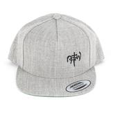 NOTW, Classic Snapback Cap, Grey