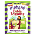 RoseKidz, More Instant Bible Lessons Activity Book Walking With Jesus, Reproducible, Ages 5-10