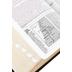 KJV Life Application Study Bible, Large Print, Bonded Leather, Burgundy