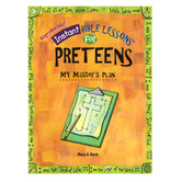 RoseKidz, Instant Bible Lessons For Preteens Activity Book My Master's Plan, Ages 10-12