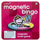 Toysmith, Magnetic Bingo Travel Game, 5 1/2 inches