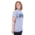 Gardenfire, Matthew 17:20 Tell Your Mountain, Women's Short Sleeved T-Shirt, Athletic Heather, Small