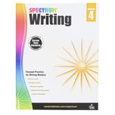 Carson-Dellosa, Spectrum Writing Workbook, Paperback, 144 Pages, Grade 4