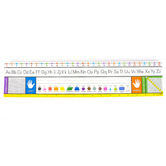 Renewing Minds, Traditional Manuscript Large Nameplates, 18 x 4 Inches, Set of 36, Grades 1-3