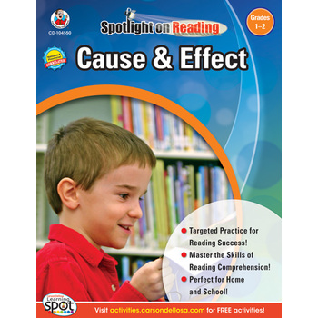 Cause & Effect Resource B ook