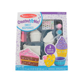 Melissa & Doug, Decorate Your Own Sweet Keepsakes Kit, 2 to 4.50 Inches High, Ages 8 and up
