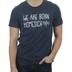 NOTW, We Are Born Homesick, Men's Short Sleeve T-shirt, Navy Heather, Small
