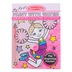 Melissa & Doug, My First Paint with Water, Cheerleaders, Flowers, Fairies and More, Ages 3-5