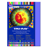 Tru-Ray® Sulphite Construction Paper, 9 x 12 inches, Violet, 50 Sheets