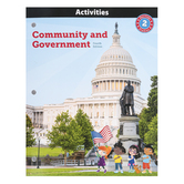 BJU Press, Heritage Studies 2 Activities Book, 4th Edition, Paperback, 112 Pages, Grade 2