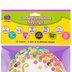 Teacher Created Resources, Confetti Positive Sayings Accents Cutouts, 6 Inches, 10 Designs, 30 Pieces