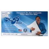 MyPillow, Classic Medium Pillow, King, 18 1/2 x 34 Inches