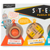 Professor Puzzle, STEM Puzzle Set, Four Puzzles, 45 Pieces, Ages 8 and up