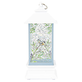 Ganz, Mini Shimmers Light Up Birdhouse Lantern, 2 1/4 x 5 inches