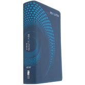 NIV Revolution Bible for Teen Guys, Duo-Tone, Blue