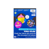Pacon Tru-Ray, Chalk Pad, Paperback, 40 Sheets