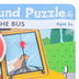 Melissa & Doug, The Wheels on the Bus Sound Puzzle, 6 Pieces, 8 3/4 x 11 3/4 inches, Ages 2 to 4