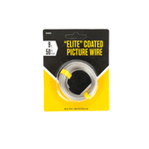 Elite Coated Picture Hanging Wire, 50 lbs., 9 feet