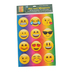Ashley Productions, Emojis Die-Cut Magnetic Decor, 8 1/2 x 11 Inch Sheet, Multi-Colored, 12 Pieces