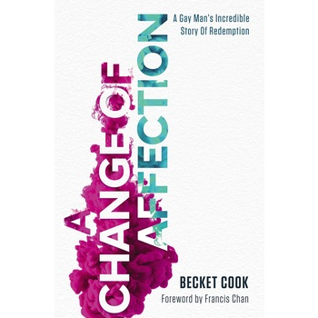 Change of Affection, by Becket Cook, Paperback
