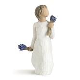 Willow Tree, Lavender Grace Figurine