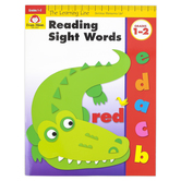 Evan-Moor, Learning Line Activity Book: Reading Sight Words, 32 Pages, Grades K-1