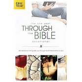 The One Year Through the Bible Devotional, by David R. Veerman