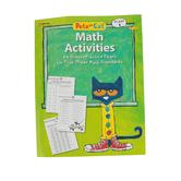 Edupress, Pete the Cat Math Activities Workbook, Paperback, 48 Pages, Grade 1