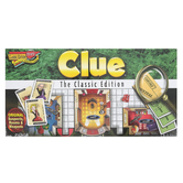 Winning Moves Games, Clue: The Classic Edition Board Game, Ages 8 & Older, 3-6 Players