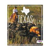 Capstone, Texas, States Series, 32 Pages, Grades 3-6