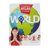Master Books, Children's Atlas of God's World, Hardcover, Grades 2-7