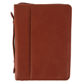 Holman, LeatherTouch Bible Cover, Tan, Multiple Sizes Available