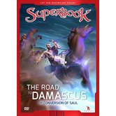 Superbook, The Road to Damascus: The Conversion of Saul, DVD