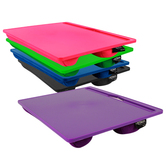 LapGear®, Student Lap Desk, Assorted Colors, 15.25 x 12.25 inches